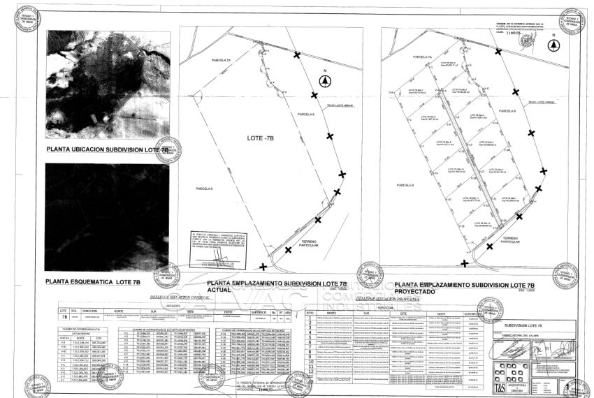 mapa lote antofagasta